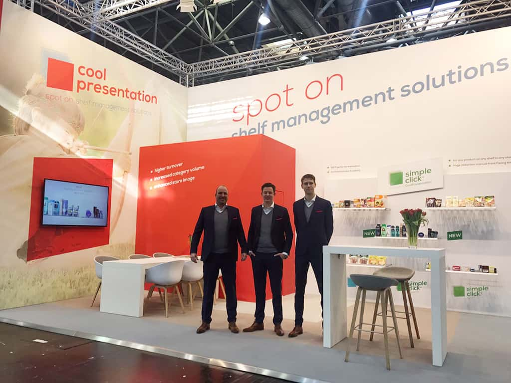 Team CoolPresentation EuroShop 2017