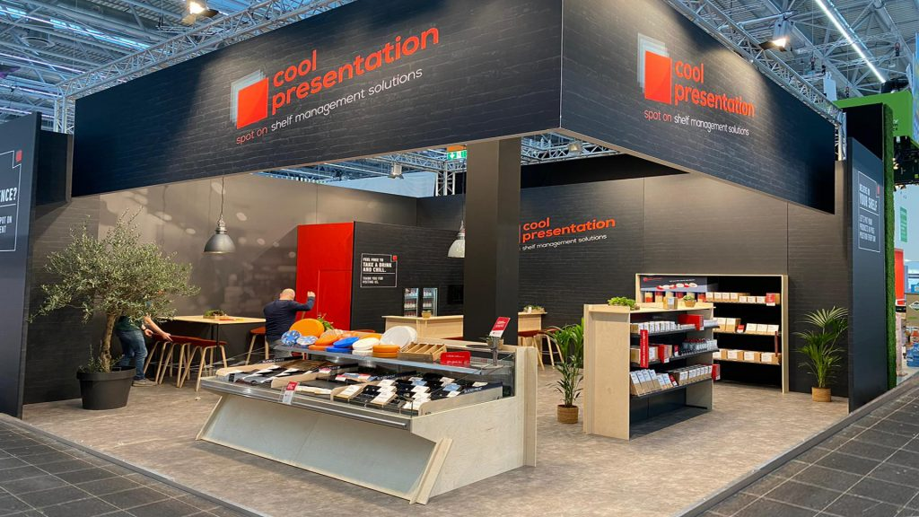 CoolPresentation op EuroShop2020